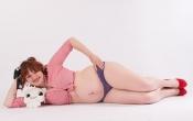 Mandy zwangerschapsshoot